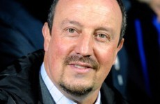 Benitez eager for another shot in the Premier League