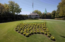 The 10 craziest rules at Augusta National