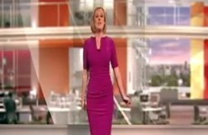 VIDEO: BBC business presenter does an Irish jig live on air