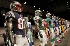 Here are the 'new' Nike uniforms for all 32 NFL teams