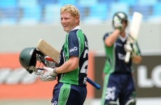 O'Brien hoping for another shot at English T20