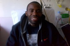 Fabrice Muamba 'up and walking' as recovery continues