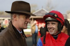 Ruby Walsh goes out On His Own at Aintree