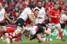 Coughlan and Earls injury doubts for Munster