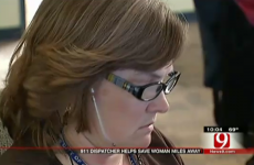 Desperate woman in Dublin saved by emergency team… in Oklahoma