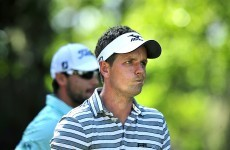 Donald struggles, Knost leads at Harbour Town