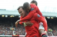 As it happened: Manchester United v Aston Villa