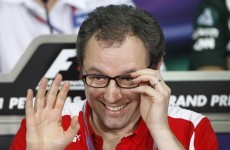 Domenicali: Bahrain GP must proceed