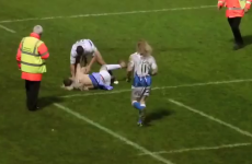 YouTube top 10: because rugby players don't like Goldilocks lookalikes