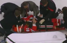WATCH: The notoriously violent NHL playoffs just got more violent
