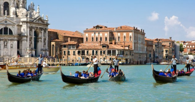 In photos: Can Venice be saved from the sea?