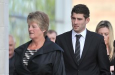 Footballer found guilty of rape, jailed for five years