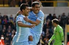 As it happened: Wolves v Manchester City, Premier League