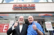 It's back: Peats reopens its doors in Dublin