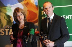 Fine Gael and Labour urge electorate to vote Yes on treaty