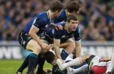 Feelin' blue: D'Arcy commits his future to Leinster