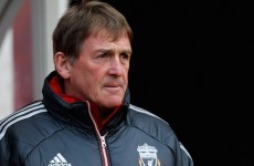 No Wembley way for Kenny yet as Reds focused on league campaign