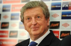 Confirmed: Roy Hodgson appointed England manager on four-year contract