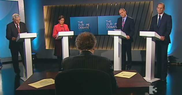 AS IT HAPPENED: The Europe Debate with Vincent Browne on TV3