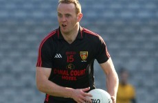 Down and out: Broken ankle 'robs' Mournemen of Coulter