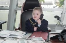Kildare boy becomes Ireland's youngest mayor