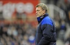 Moyes likely to succeed Ferguson at United – Docherty