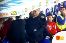 WATCH: Fiorentina boss Rossi attacks own player