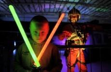 Fancy getting Leia-ed? Star Wars couples should visit Dublin…