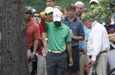 Watney leads, Tiger flatters to deceive in North Carolina