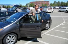 Self-driving cars get the nod… in Nevada