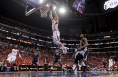 NBA wrap: CP3 clinches OT win for Clippers, as Spurs sweep Jazz