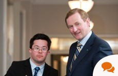 Column: 'I sat in his chair and it suited me' – my day shadowing the Taoiseach