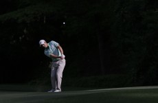 Harrington gets into the groove at Sawgrass