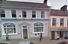 Armed gang hold up staff and rob cash from Cavan bank