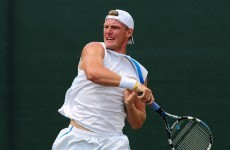 Groth smashes record for fastest-ever serve
