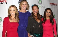 Desperate Housewives' final episode airs in US