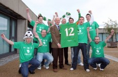 Ireland's '12th man' all set for Poznan