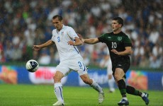 Doubt?: Chiellini's Euro preparation disrupted by thigh strain