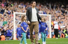 Forward thinking: Lampard wary of Bayern attackers