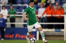 Pádraig Amond off the mark in Portugal