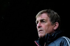 Dalglish thanks Liverpool fans for support after Anfield exit