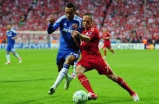 As it happened: Bayern Munich v Chelsea, Champions League Final