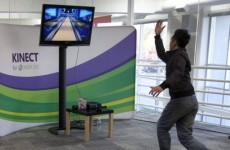 Xbox Kinect already hacked