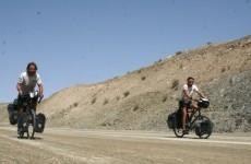 One heck of a ride: Irish adventurers trekking 16,000 km from Istanbul to Shanghai