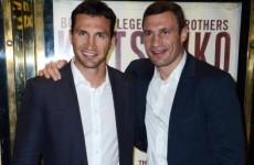 No retirement plans for Klitschko brothers