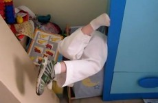 VIDEO: Kid Stuck in a Box Of the Day