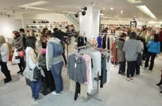 Average €100 drop in weekly pay for many retail workers – union
