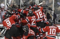 The Devils you know: New Jersey shock New York Rangers to advance