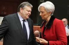 French government attacks Lagarde's comments playing down Greek crisis