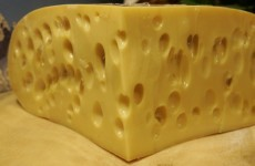 Gouda news story: the free cheese is out there